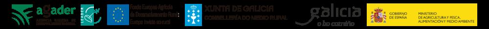 Logotipos entidades financiamento