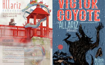 Allariz Debuxado - Víctor Coyote