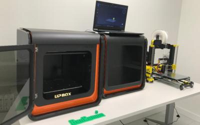Obradoiro de impresión 3D