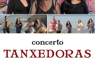 Tanxedoras concerto Poemagosto 13 outubro