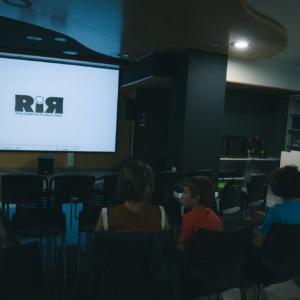 Festival RiR Proxección curtas