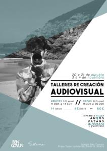 Obradoiro Creación Audiovisual con Anxos Fazáns - Adultos @ BenComún Espazo
