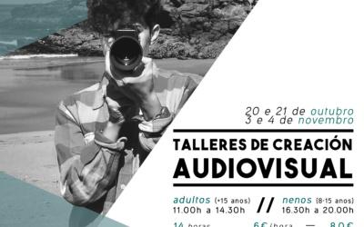 Obradoiro Creación Audiovisual con Anxos Fazáns