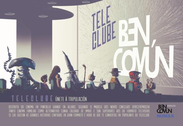 Teleclube BenComún Espazo