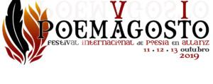 6º Poemagosto. Festival Internacional de Poesía en Allariz @ Allariz