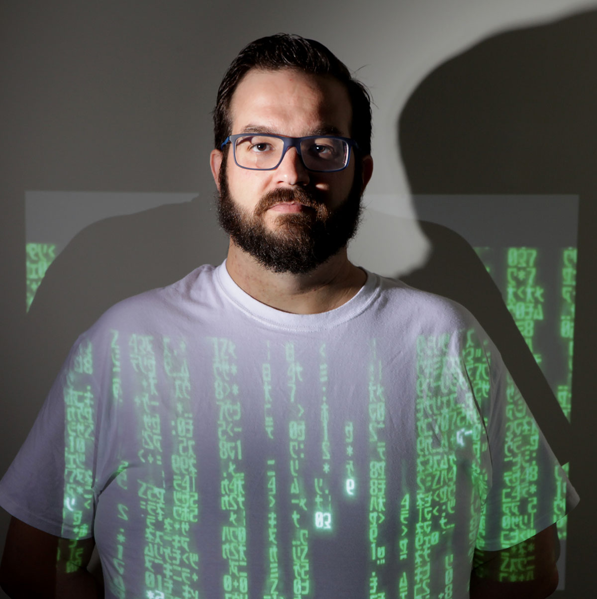 Álvaro Resines - coworkeiro BenComún Espazo