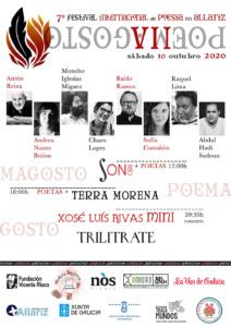 VII Poemagosto. Festival Internacional de Poesía en Allariz